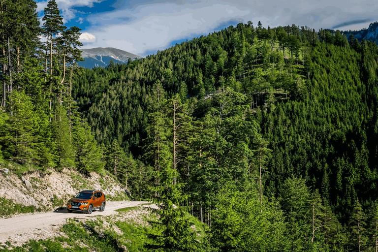 2017 Nissan X-trail 462908