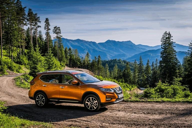 2017 Nissan X-trail 462912