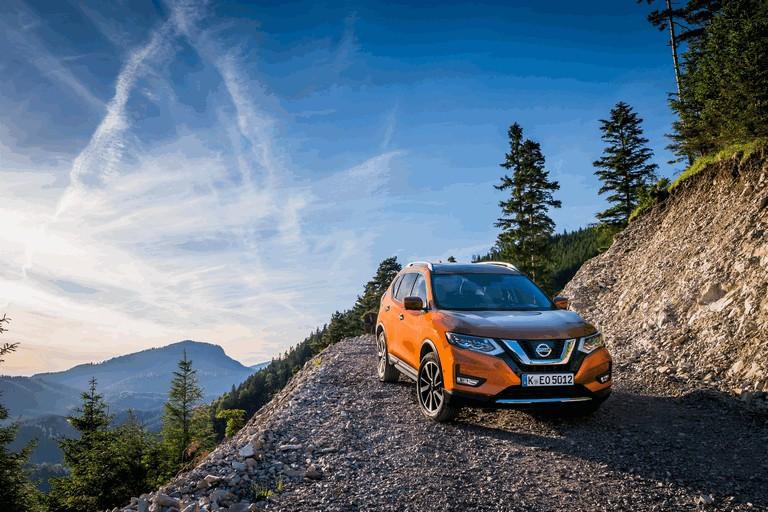 2017 Nissan X-trail 462913