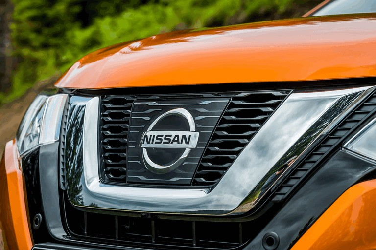 2017 Nissan X-trail 462914
