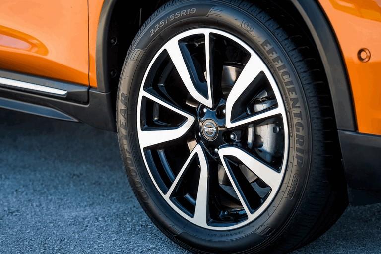 2017 Nissan X-trail 462919