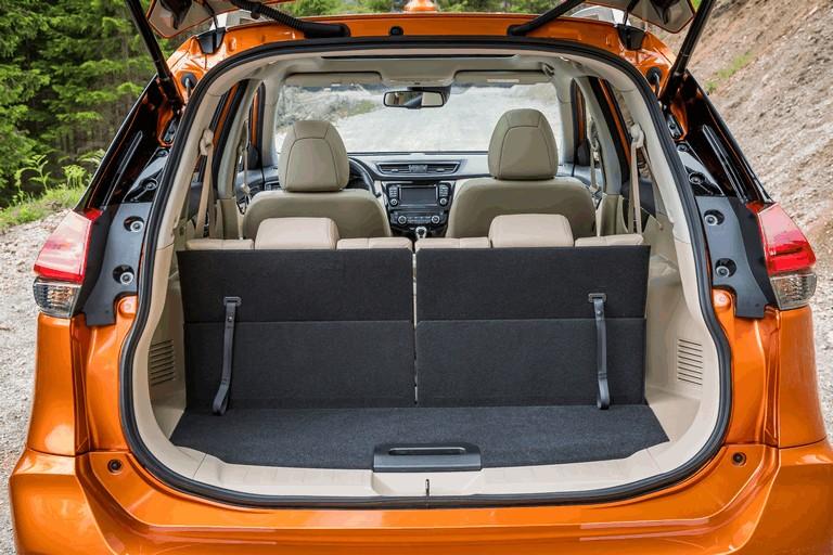 2017 Nissan X-trail 462924