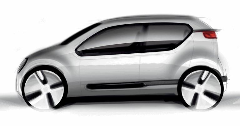 2007 Volkswagen Up concept 314693