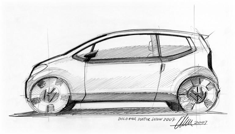 2007 Volkswagen Up concept 314701