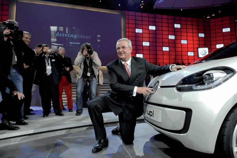 2007 Volkswagen Up concept 314706