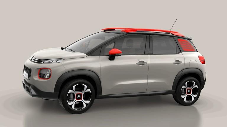 2017 Citroën C3 Aircross 463319