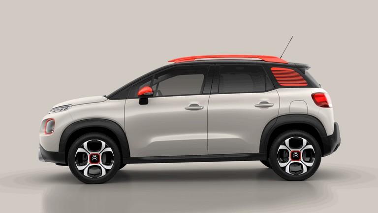 2017 Citroën C3 Aircross 463320