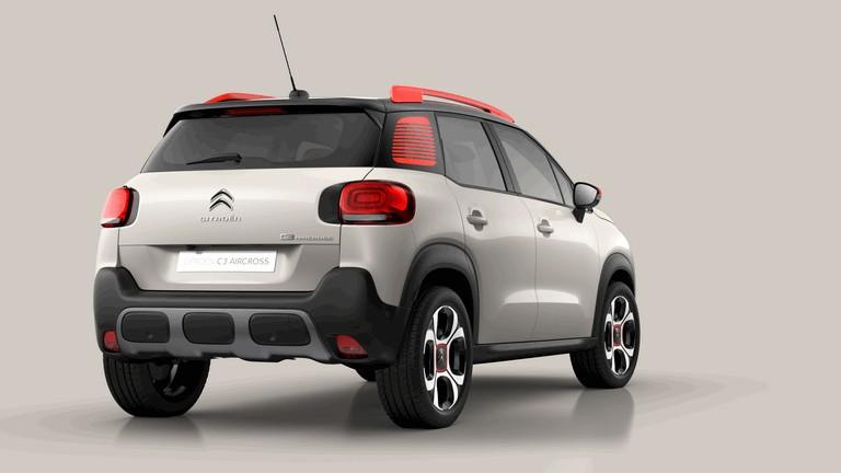 2017 Citroën C3 Aircross 463324