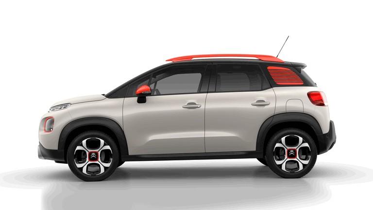2017 Citroën C3 Aircross 463335