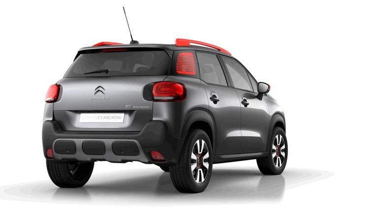 2017 Citroën C3 Aircross 463349