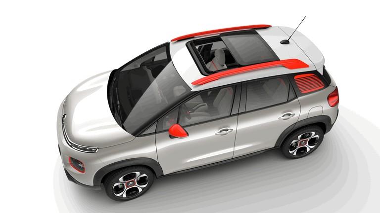 2017 Citroën C3 Aircross 463356