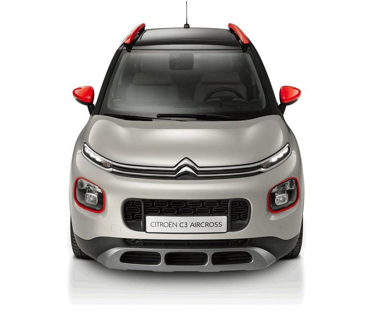 2017 Citroën C3 Aircross 463358