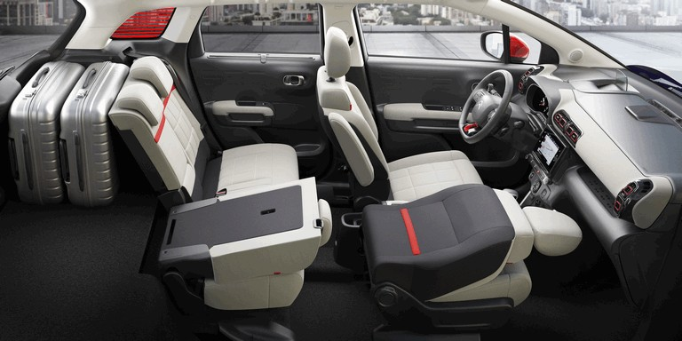 2017 Citroen C3 Aircross 463403