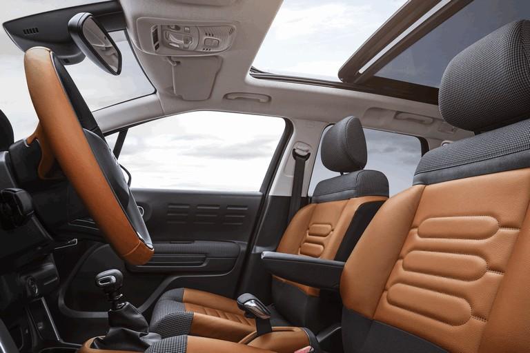2017 Citroen C3 Aircross 463407
