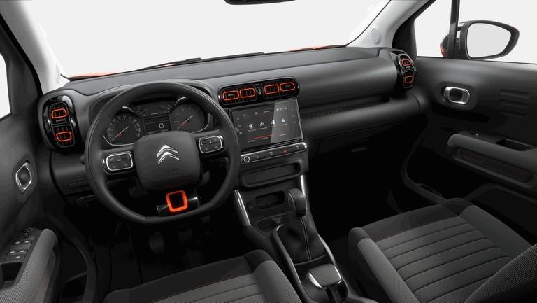 2017 Citroën C3 Aircross 463415