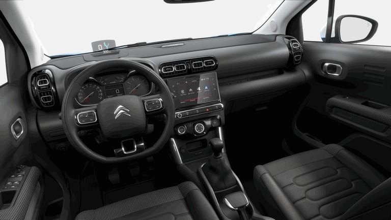 2017 Citroën C3 Aircross 463418