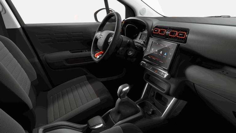 2017 Citroën C3 Aircross 463420