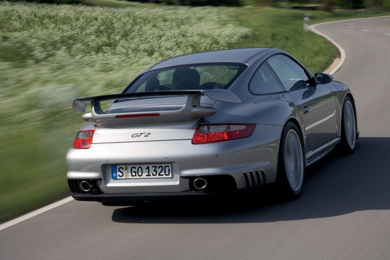 2007 Porsche 911 ( 997 ) GT2 528891