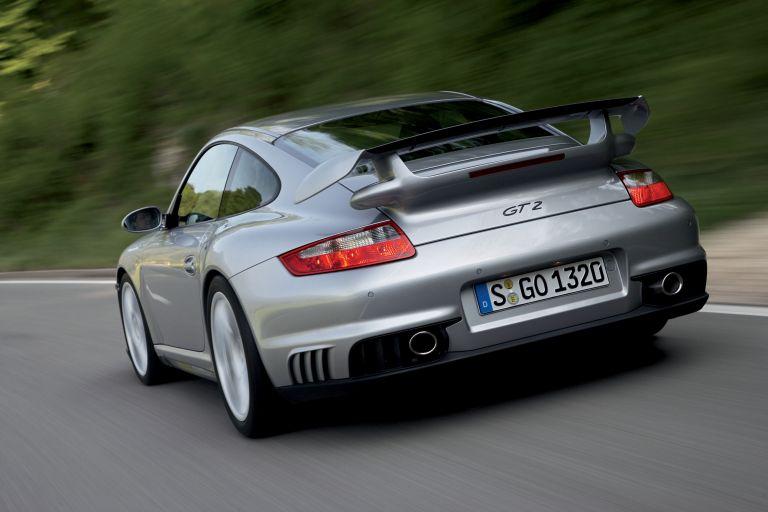 2007 Porsche 911 ( 997 ) GT2 528892