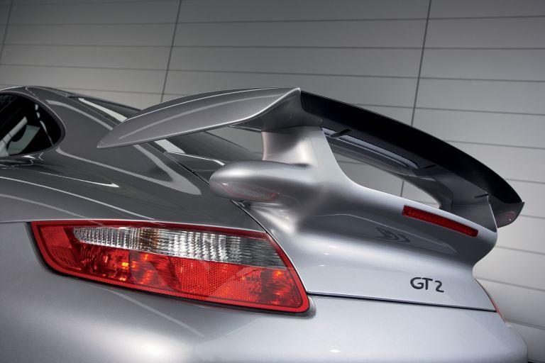 2007 Porsche 911 ( 997 ) GT2 528911