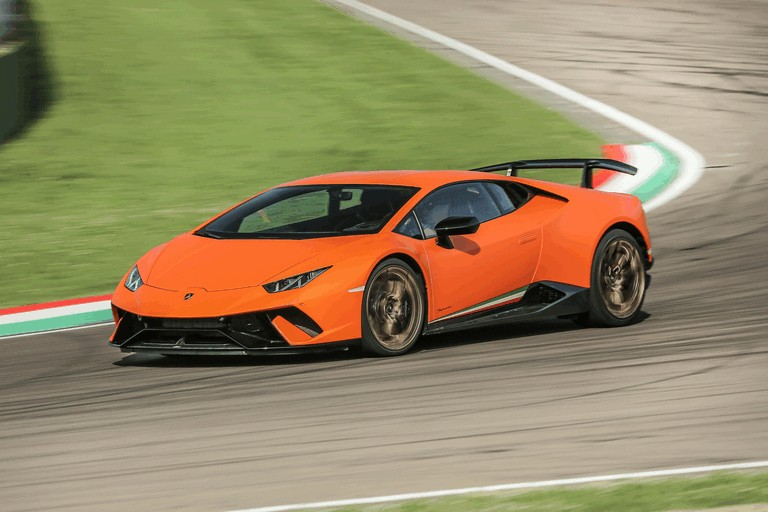 2017 Lamborghini Huracán Performante 463851