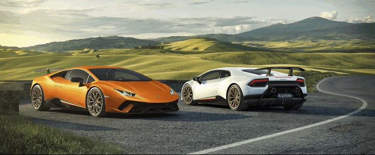 2017 Lamborghini Huracán Performante 463861
