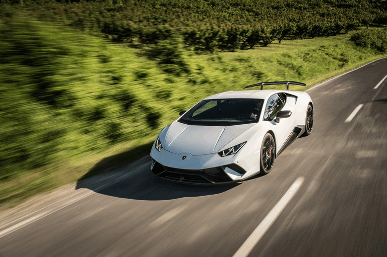 2017 Lamborghini Huracán Performante 463863