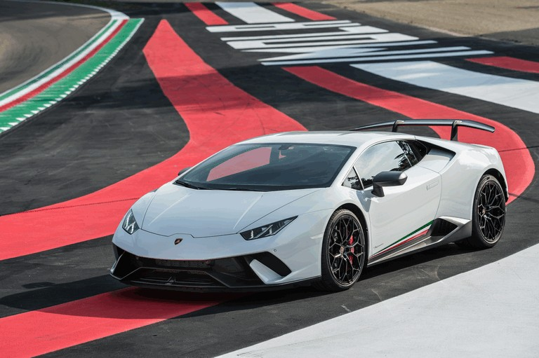 2017 Lamborghini Huracán Performante 463867
