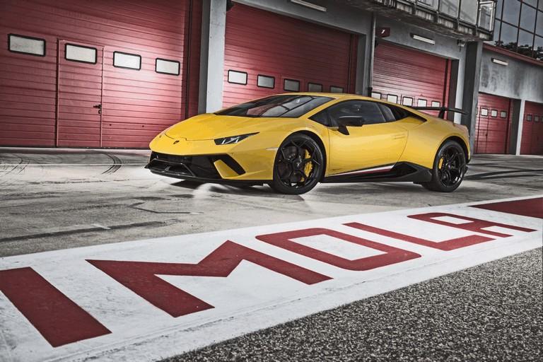 2017 Lamborghini Huracán Performante 463874