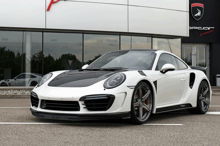 2017 Porsche 911 ( 991 type II ) Stinger GTR White Pearl by TopCar 463877