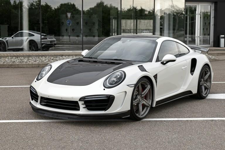 2017 Porsche 911 ( 991 type II ) Stinger GTR White Pearl by TopCar 463878