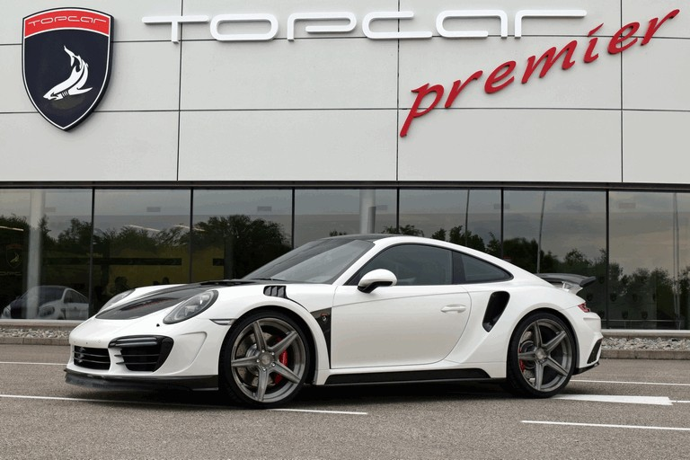2017 Porsche 911 ( 991 type II ) Stinger GTR White Pearl by TopCar 463880