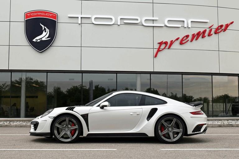 2017 Porsche 911 ( 991 type II ) Stinger GTR White Pearl by TopCar 463881