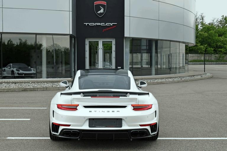 2017 Porsche 911 ( 991 type II ) Stinger GTR White Pearl by TopCar 463887
