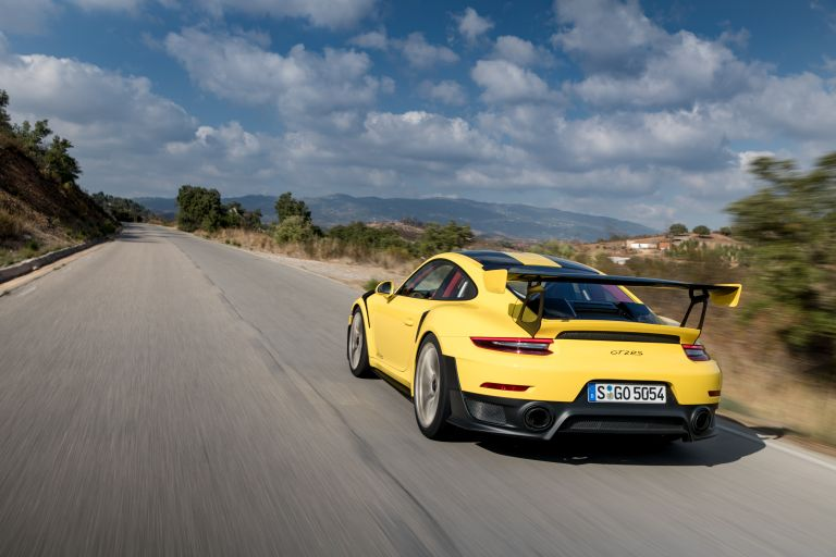 2018 Porsche 911 ( 991 type II ) GT2 RS 529395