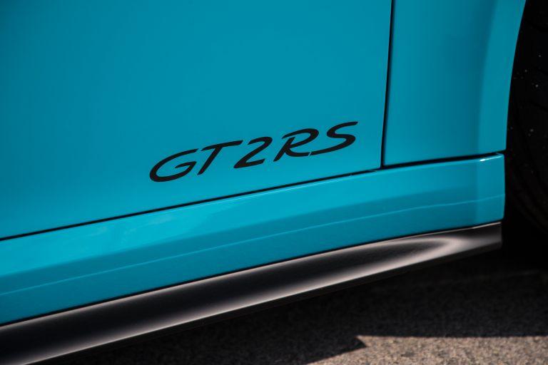 2018 Porsche 911 ( 991 type II ) GT2 RS 529560