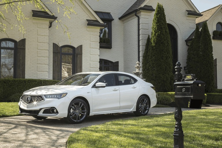 2018 Acura TLX 463989
