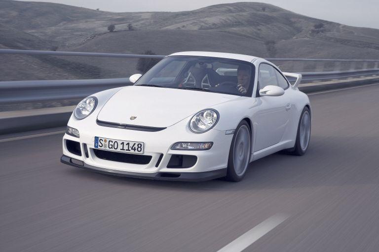 2007 Porsche 911 ( 997 ) GT3 529003