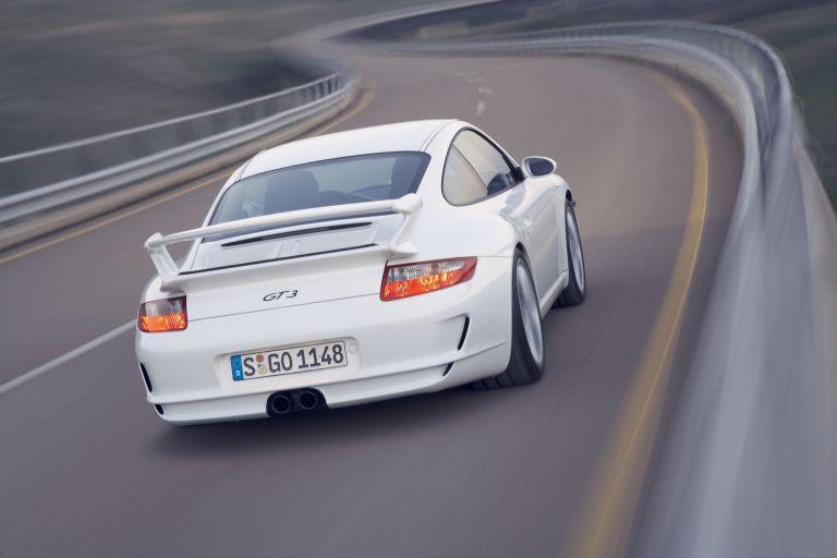 2007 Porsche 911 ( 997 ) GT3 529004