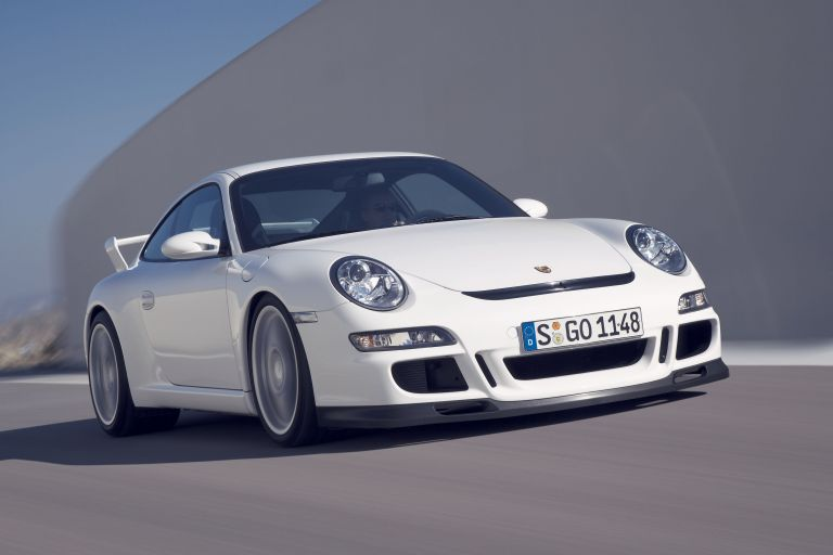 2007 Porsche 911 ( 997 ) GT3 529009
