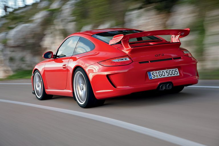 2007 Porsche 911 ( 997 ) GT3 529042