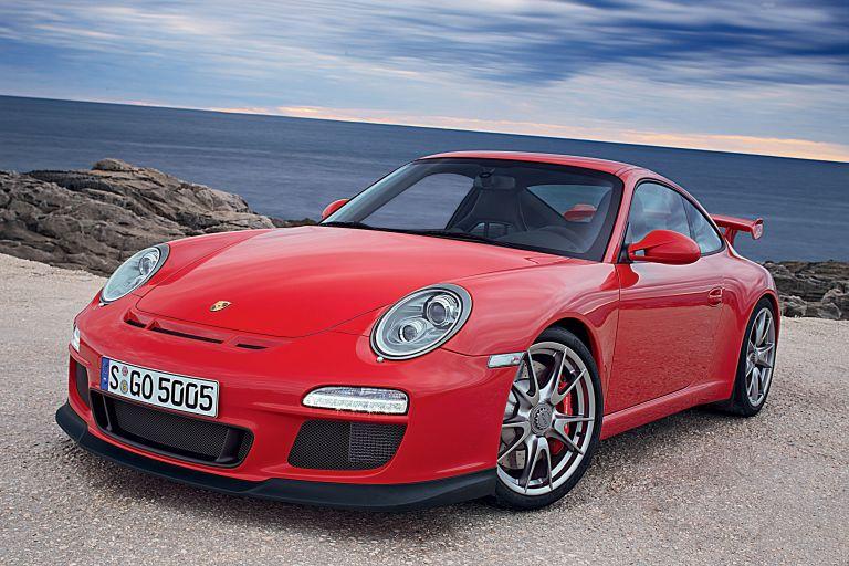 2007 Porsche 911 ( 997 ) GT3 529054