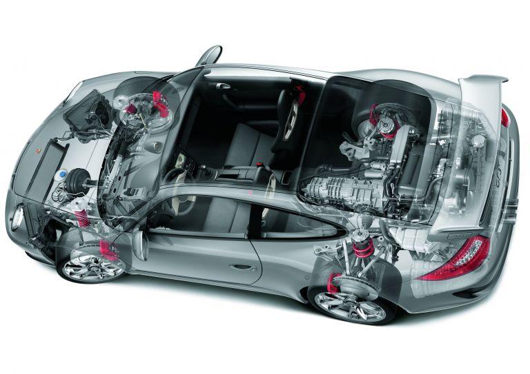 2007 Porsche 911 ( 997 ) GT3 529071