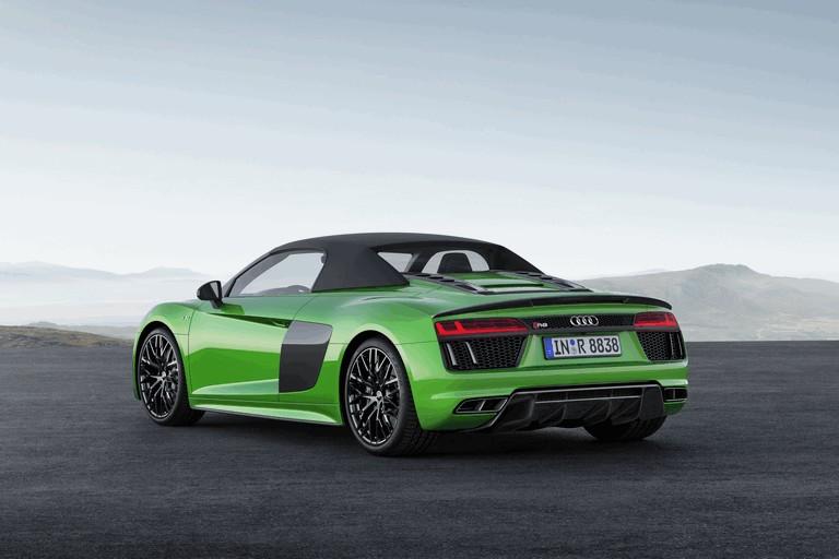 2017 Audi R8 V10 plus spyder 464013