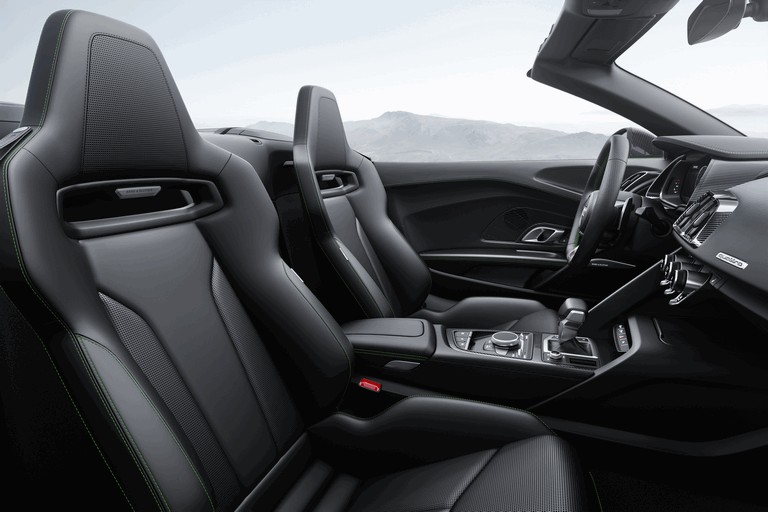 2017 Audi R8 V10 plus spyder 464017