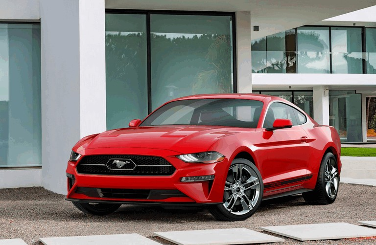 2018 Ford Mustang Pony Package 464320