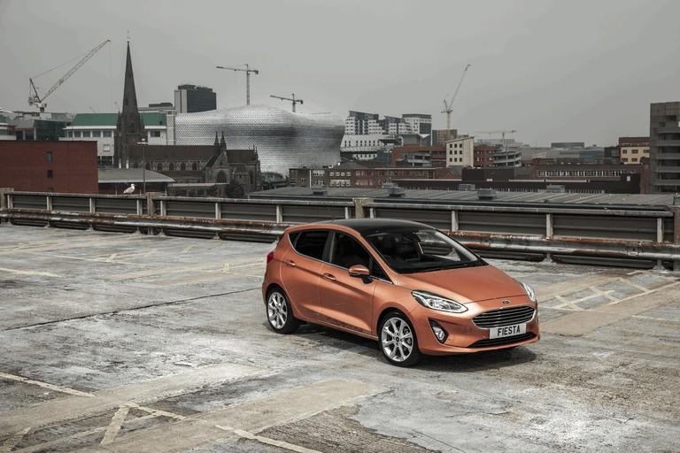 2017 Ford Fiesta - UK version 464351
