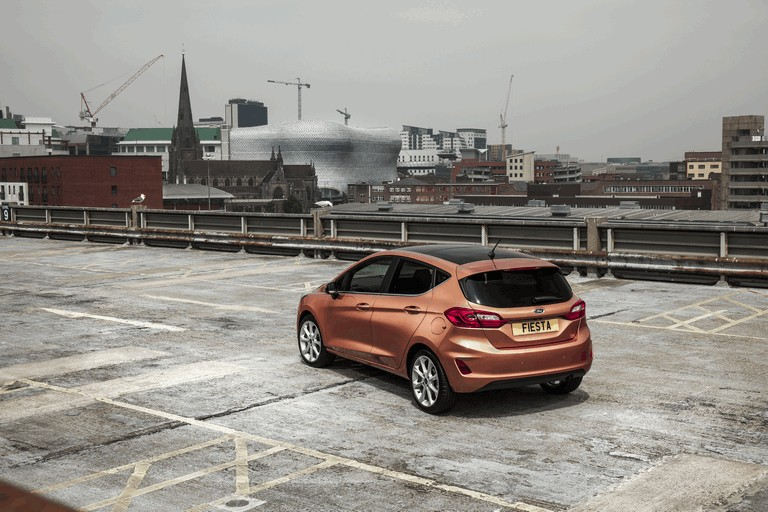 2017 Ford Fiesta - UK version 464352
