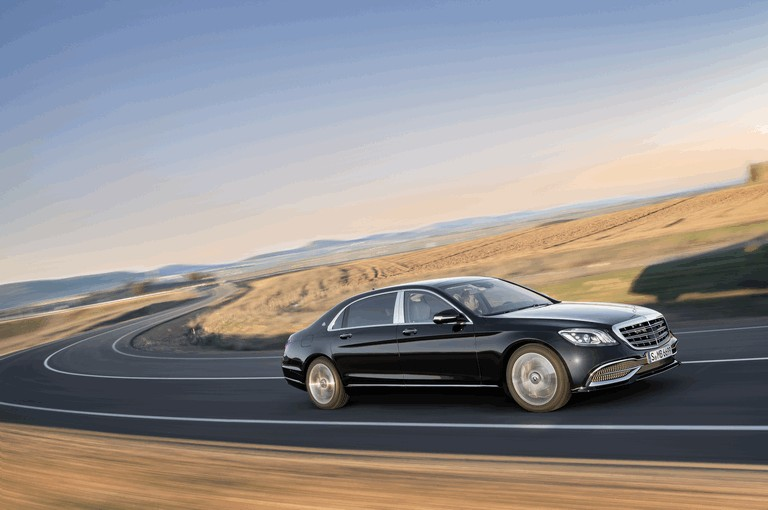 2018 Mercedes-Maybach S 650 464724