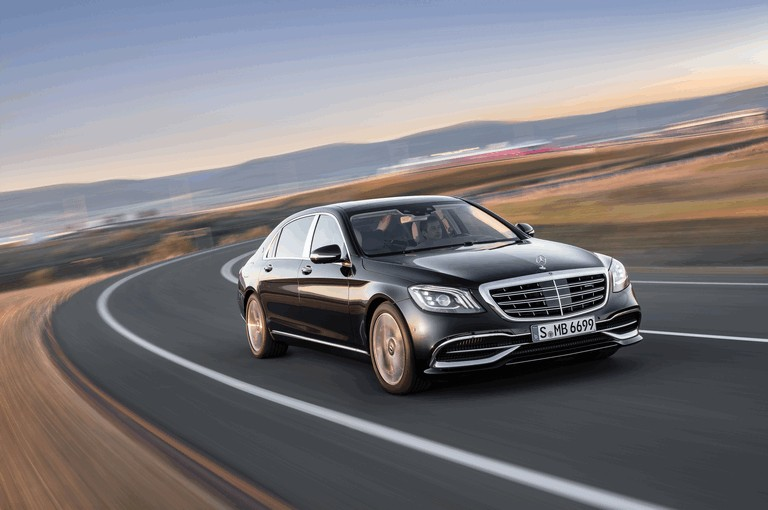 2018 Mercedes-Maybach S 650 464727